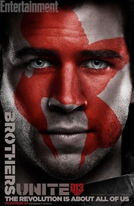 Gale (Liam Hemsworth) // Entertainment Weekly
