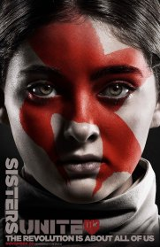 Primrose (Willow Shields) // Hunger Games Facebook